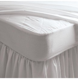 MATTRESS PROTECTOR POLYESTER FILLING